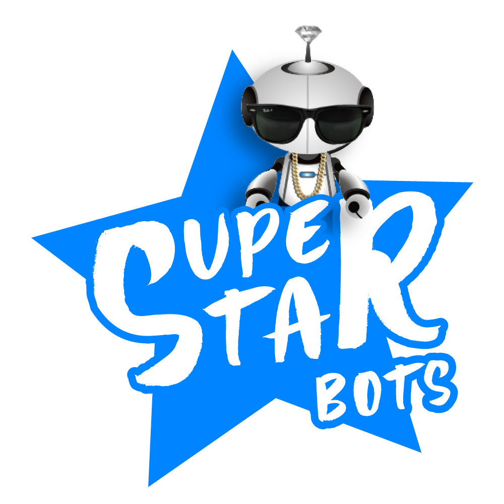 Superstar Bots Logo